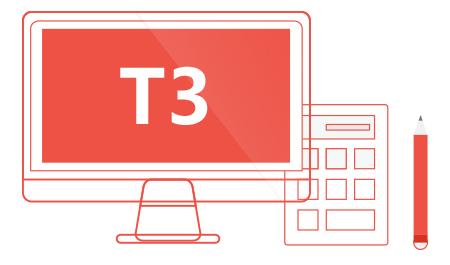 用友 T3 软件